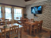 interiér Restaurace CLUB
