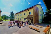 Budova sport