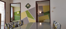 chatka Standard Lux - pokoje