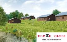 vizualizace části bungalovy 2021