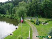 rybník, koupaliště