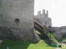 hrad nad kempem