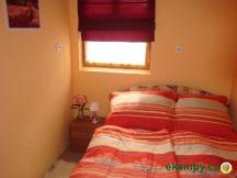 Camping Paradijs - apartmán - ložnice