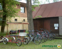 Půjčujeme kola a rodiná kola