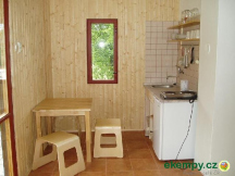 Bungalov - kuchyňka
