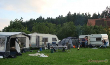 Camping Paradijs - karavany