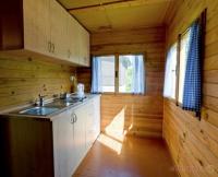 Kuchyň v chatce