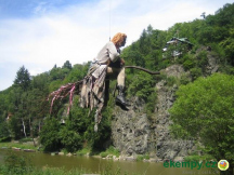 čarodějnice na Posázavské stezce