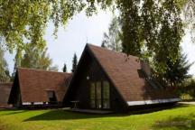 8L Finské chaty(2x 3,5L pokoj)
