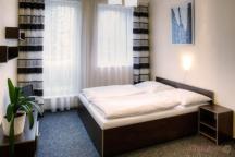 Hotel 3,4L pokoje
