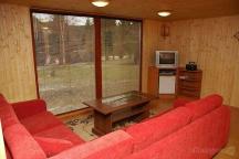 """Chata """"MARTIN"""" je 6-lůžková luxusní patrová chata 92 m2."""
