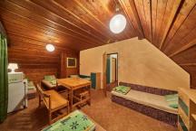 8L Finská chata - interiér