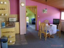 4L Apartmán, kuchyňka, soc.zařízení