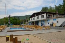 kemp a bazén pro děti