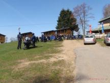 akce motorkáři