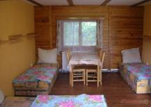 Ubytovna 4L pokoje