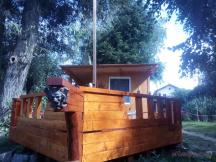 chatka jako loď