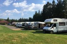 sraz karavanů