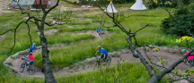 Bikepark Polevsko