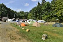 plocha pro stany karavany