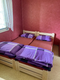 apartmán postele