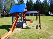 Areál  2 dětské hřiště