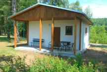 Nový bungalov 4 lůžkový