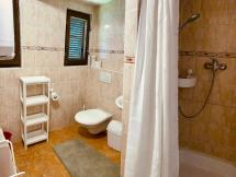 Velká chata - koupelna