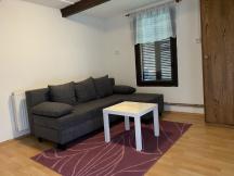 Velká chata - obývací pokoj