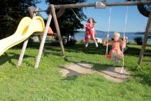 hřiště pro děti